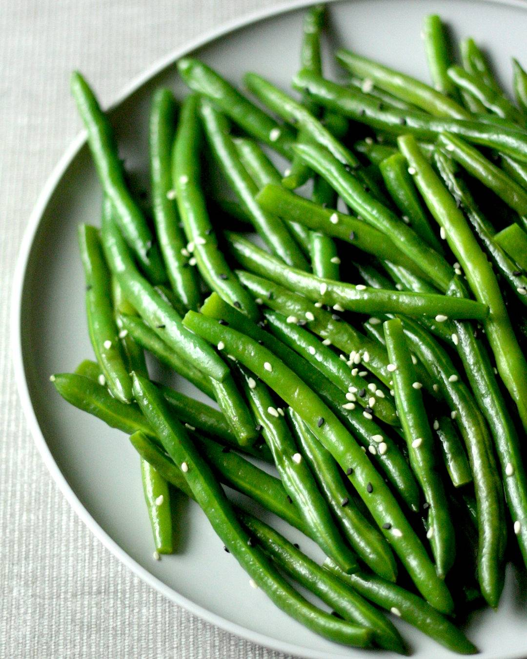 How to Steam Green Beans in Microwave