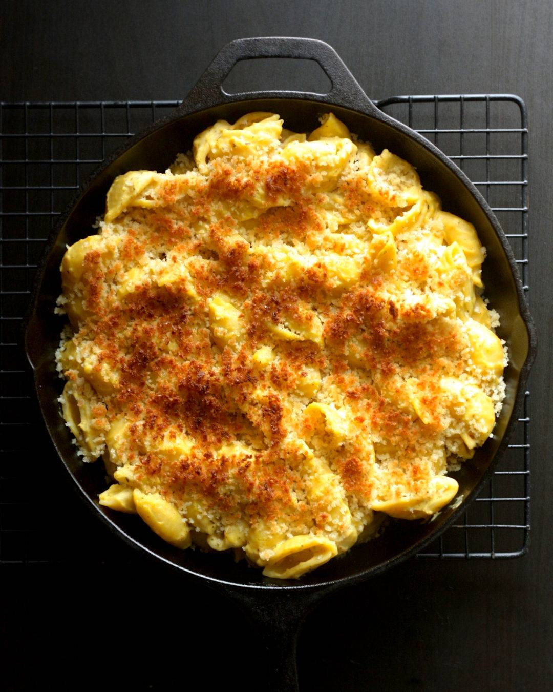 Three-Ingredient Macaroni and Cheese