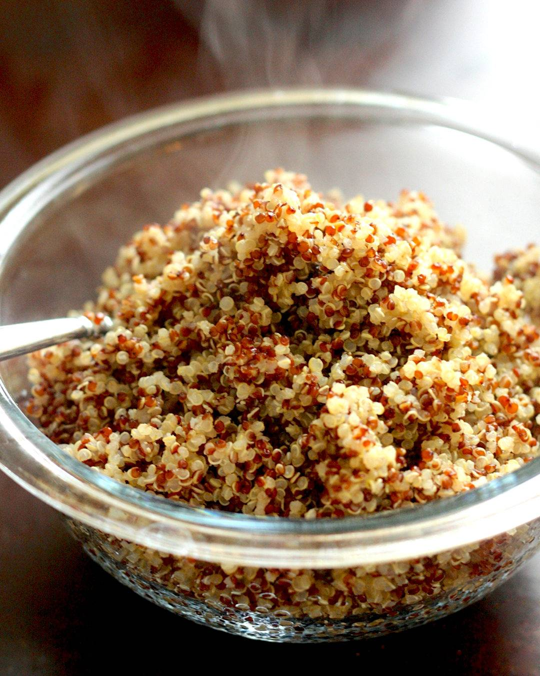Perfectly Cooked Quinoa for Meal Prep